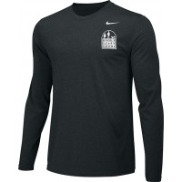 Beverly Cleary: Adult-Size Nike Team Legend Long-Sleeve Crew T-Shirt